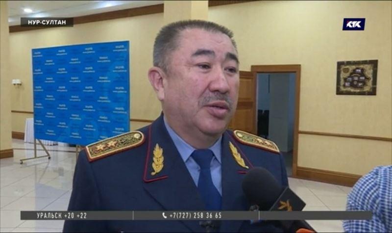 В МВД заявили, что будут пресекать незаконные митинги в Жанаозене