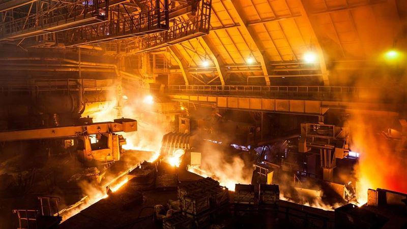Теміртауда металлургия комбинатында жарылыс болды