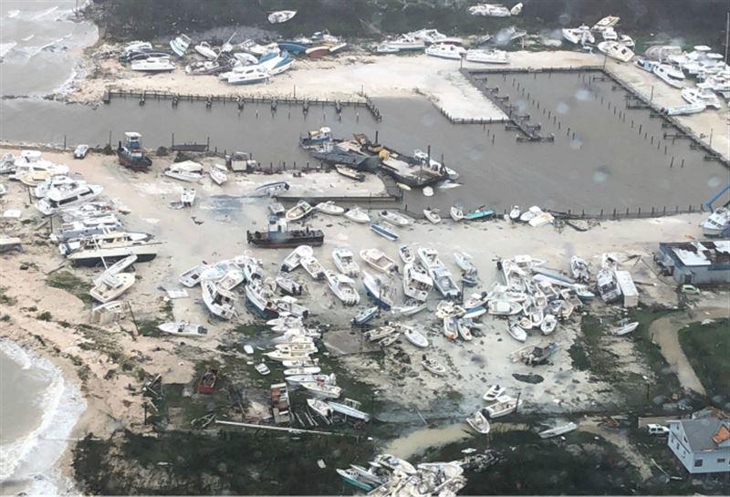 Число жертв урагана «Дориан» возросло до 20 человек