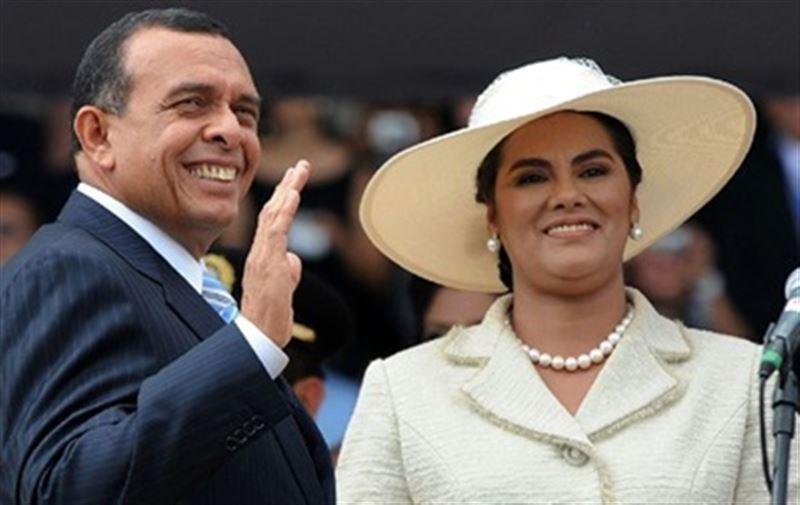 Экс-первую леди Гондураса осудили к 58 годам тюрьмы за мошенничество