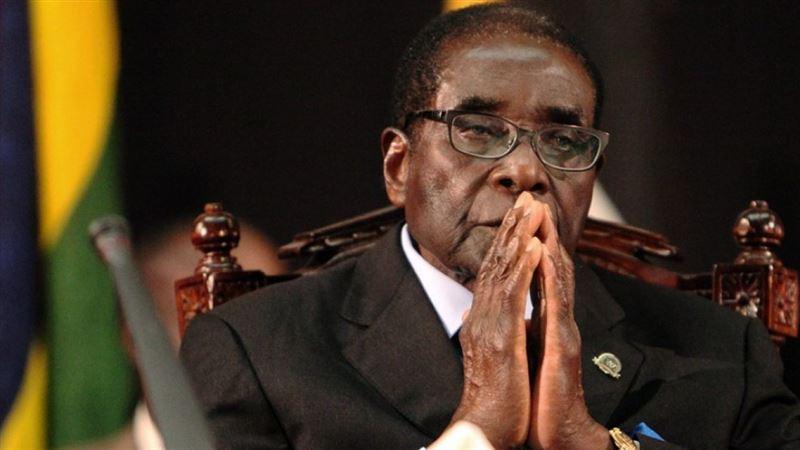 Не стало бывшего президента Зимбабве