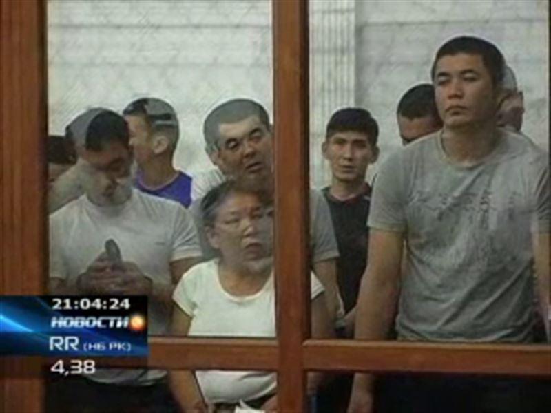 В Актау огласили главный приговор по декабрьским беспорядкам в Жанаозене