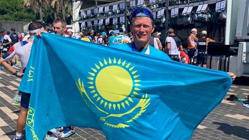 Винокуров стал чемпионом мира Ironman 70.3 во Франции
