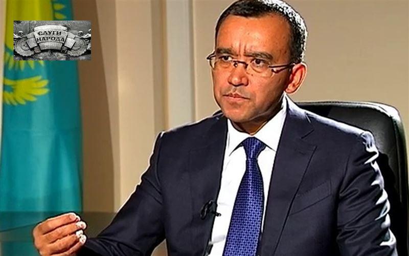 Маулен Ашимбаев, помощник президента Республики Казахстан