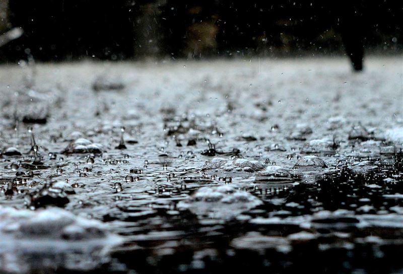 Сильные дожди ожидаются в Казахстане во вторник, 10 сентября