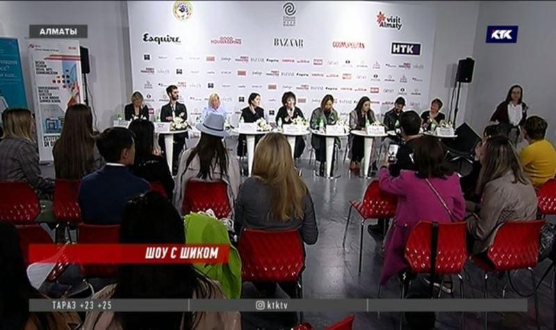 Eurasian Fashion Week in Almaty: развитие моды важно даже для политики