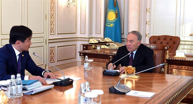 Назарбаев Бауыржан Байбекке тапсырма берді