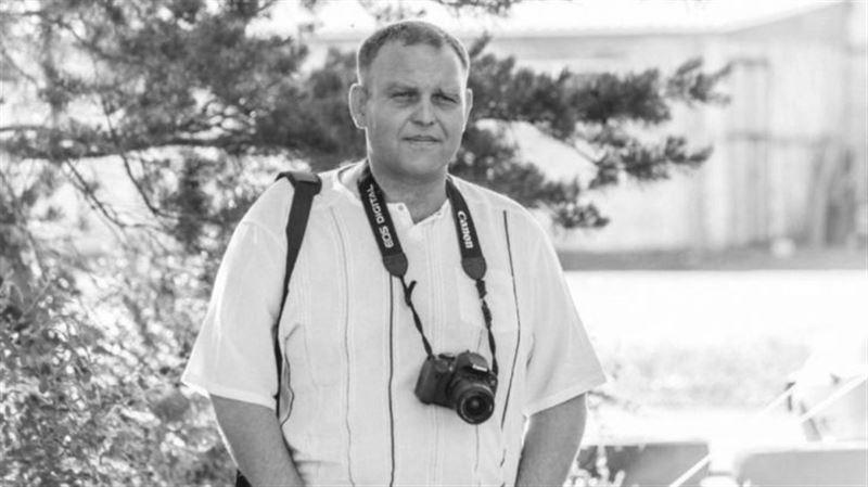 Рудныйда журналист пәтерінен өлі табылды