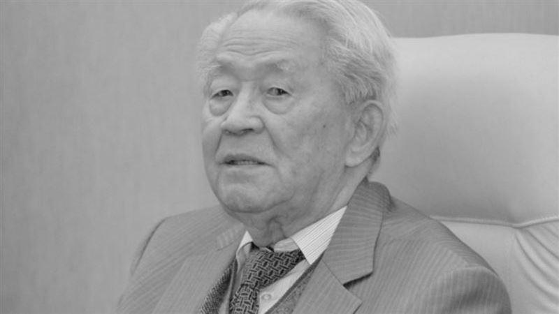 Не стало заслуженного деятеля культуры Казахстана