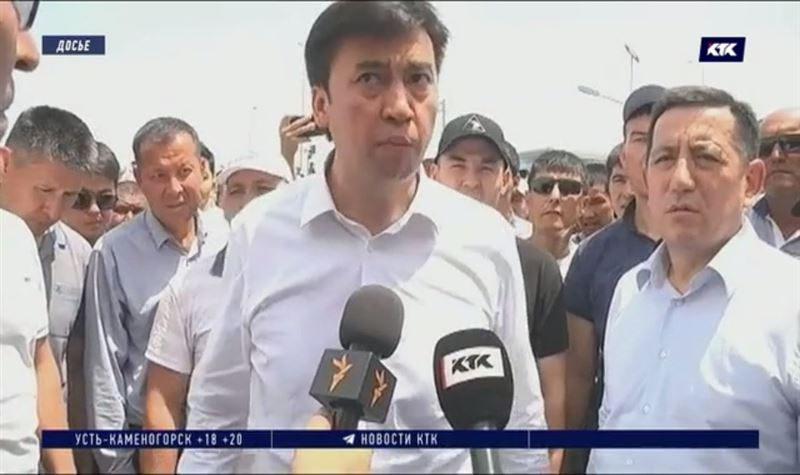 Со скандалом уволенный аким Шымкента стал советником премьер-министра