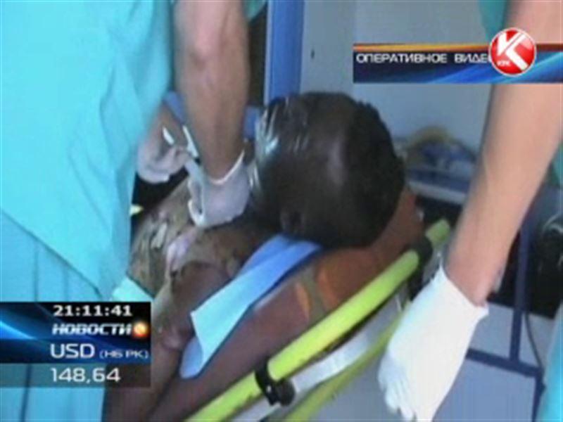 Самосожжение в Южном Казахстане: мужчина облил себя бензином и поджег