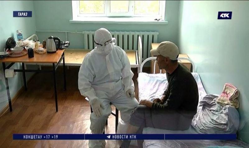 У жителей Жамбылской области обнаружили сибирскую язву