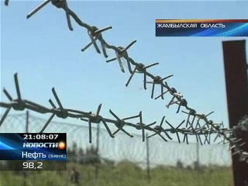 Очередной инцидент на границе: в Жамбылской области застрелен контрабандист