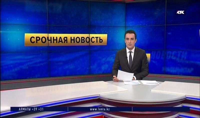 Женис Касымбек рекомендован на должность акима Карагандинской области