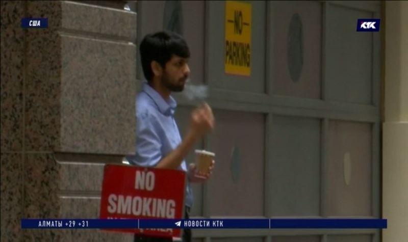 В американских штатах начинают официально запрещать сигареты с запахом