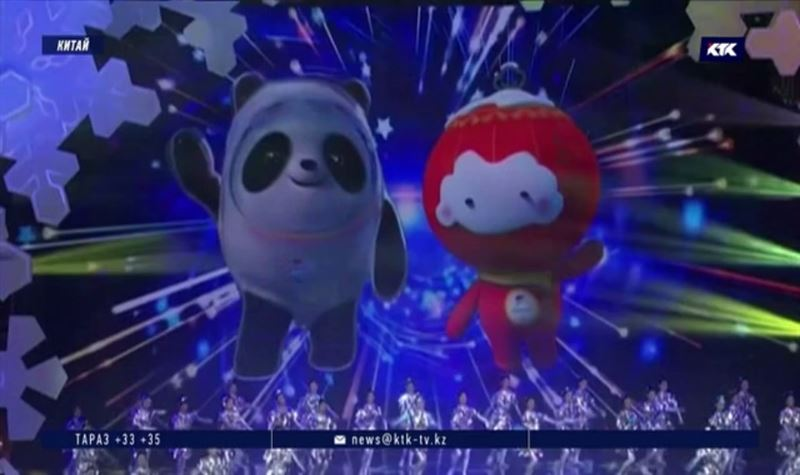 Летающая панда и китайский фонарик стали символами Олимпиады-2022