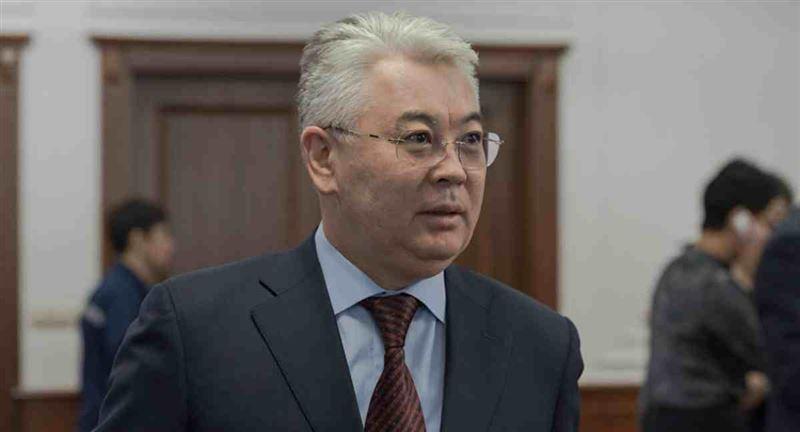 Бейбіт Атамқұлов индустрия және инфрақұрылымдық даму министрі болып тағайындалды