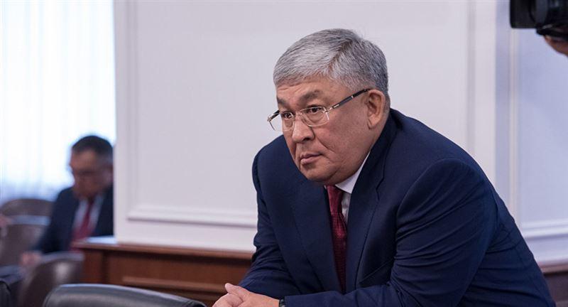 Қырымбек Көшербаев жаңа қызметке тағайындалды
