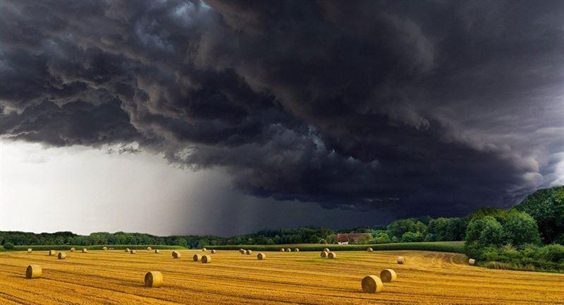 Дожди с грозами ожидаются в Казахстане в четверг, 19 сентября
