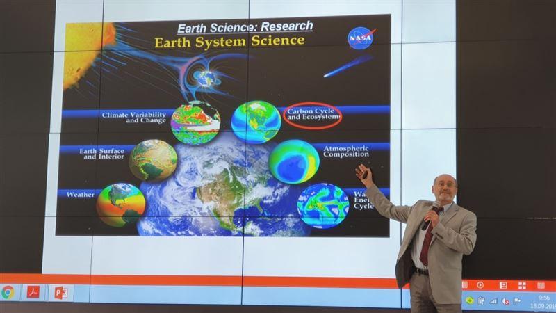 Инфоцентр NASA может появиться в Казахстане