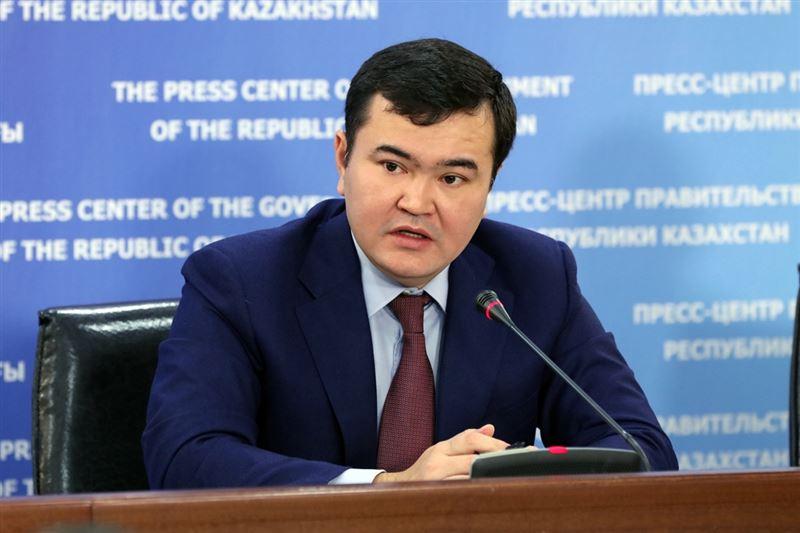Жеңіс Қасымбек Қарағанды облысының әкімі болып тағайындалды