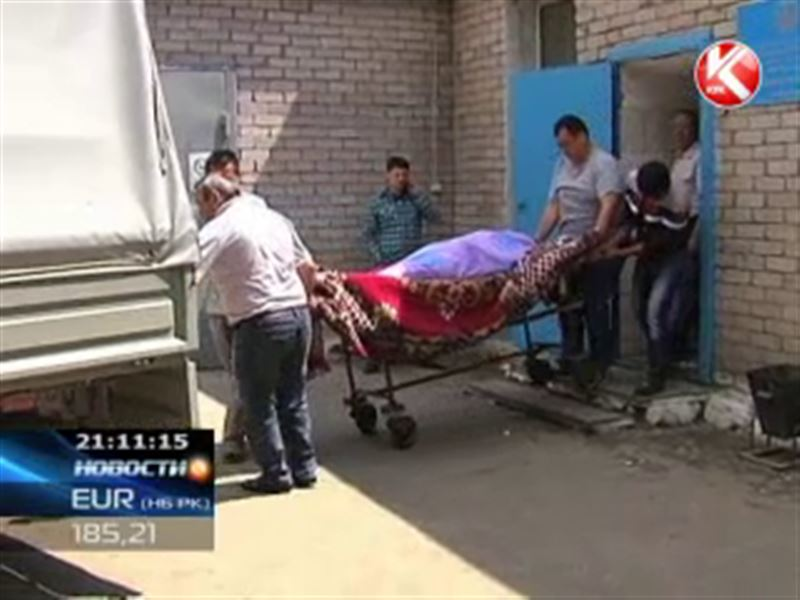 В Астане заживо сгорела молодая женщина