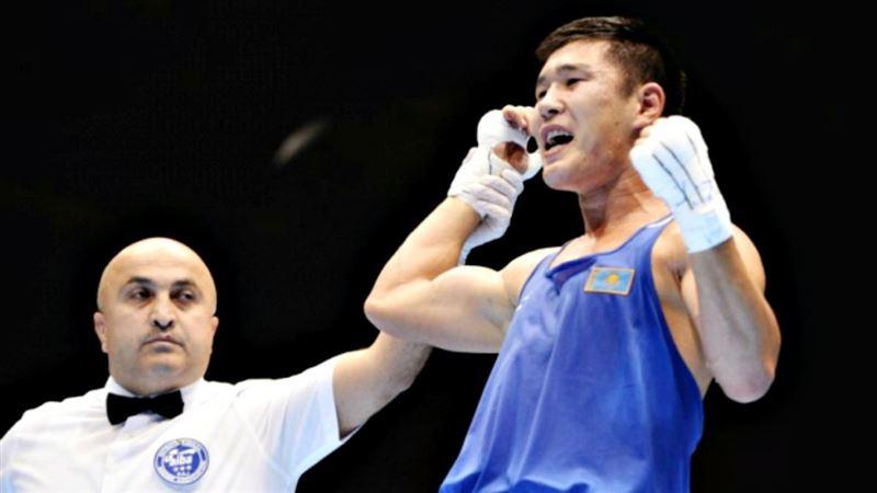 Қазақстандық боксшы әлем чемпионатында алтын алды
