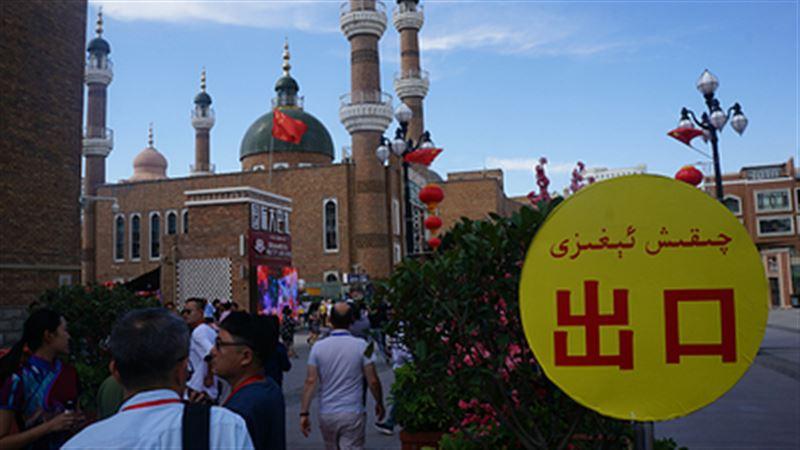 Мечети уничтожаются в Китае