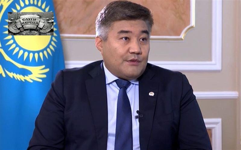Дархан Калетаев, первый заместитель руководителя Администрации президента