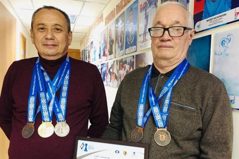 58 жастағы көкшетаулық шахматшы Азия чемпионы атанды