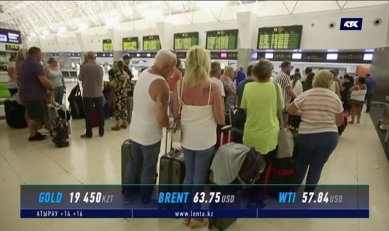 Крах туркомпании испортил отдых тысячам туристов