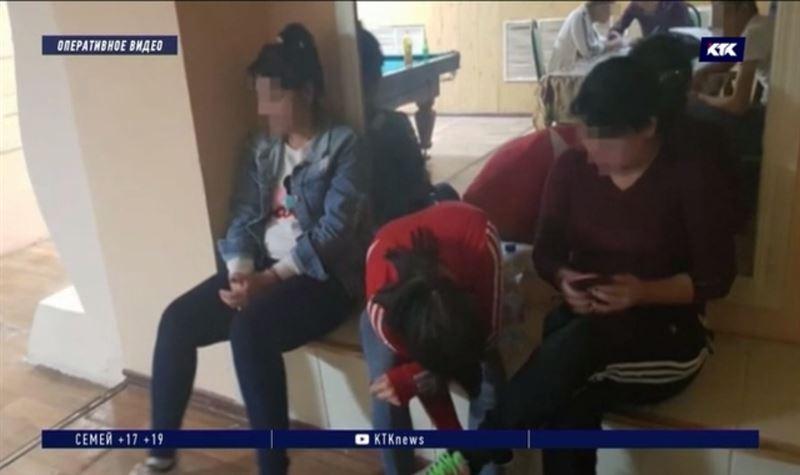 Картотека туркестанской полиции пополнилась 12 проститутками