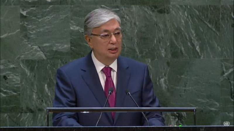 Токаев выступил на 74-й сессии Генеральной Ассамблеи ООН