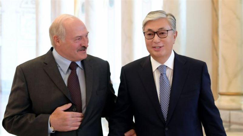 Лукашенко Тоқаевпен қарым-қатынасы туралы айтты