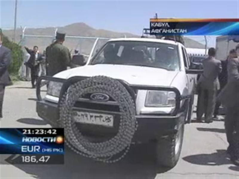 Казахстан готовится к выводу американских войск из Афганистана