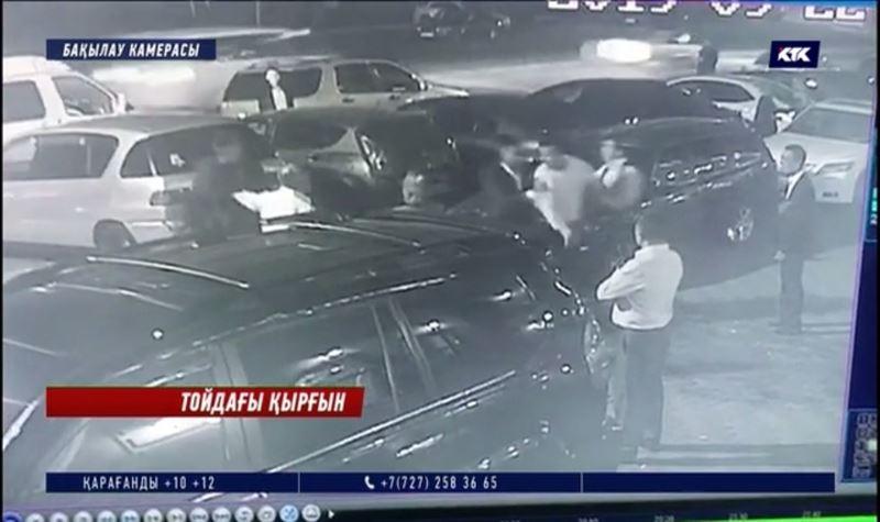 Алматы облысы: Той үстіндегі төбелес пышақтасумен аяқталды