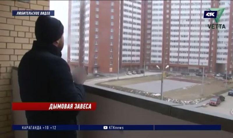 Запрет курения на балконах вызвал негодование