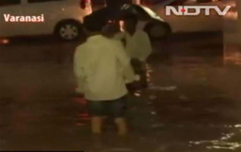 Мощные ливни в Индии унесли жизни 73 человек