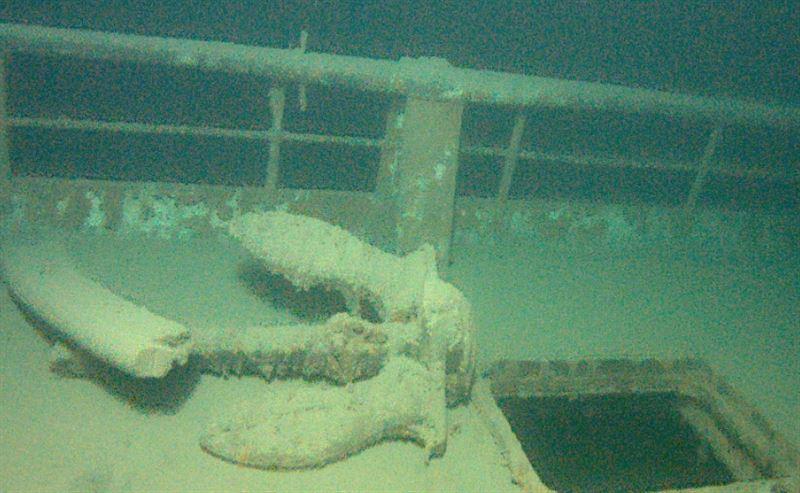 Затонувший 118 лет назад корабль-призрак обнаружен в США