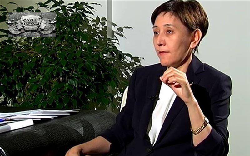 Тамара Дуйсенова, внештатный советник президента Казахстана, президент АО «Центр развития трудовых ресурсов»