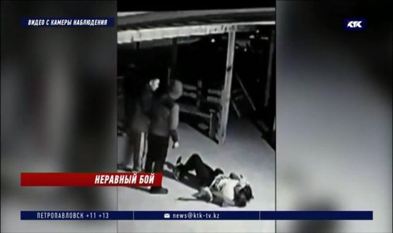 Бывшие сотрудники управления госдоходов избили хозяйку кафе