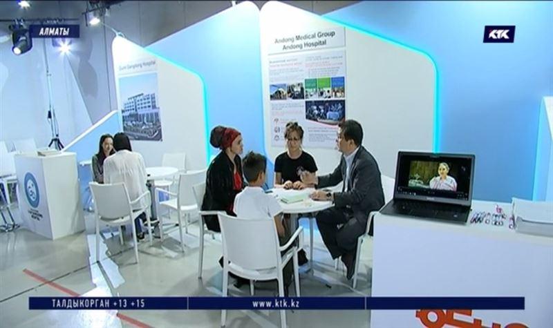 Лучшие клиники Южной Кореи представлены казахстанцам на фестивале медицинского туризма