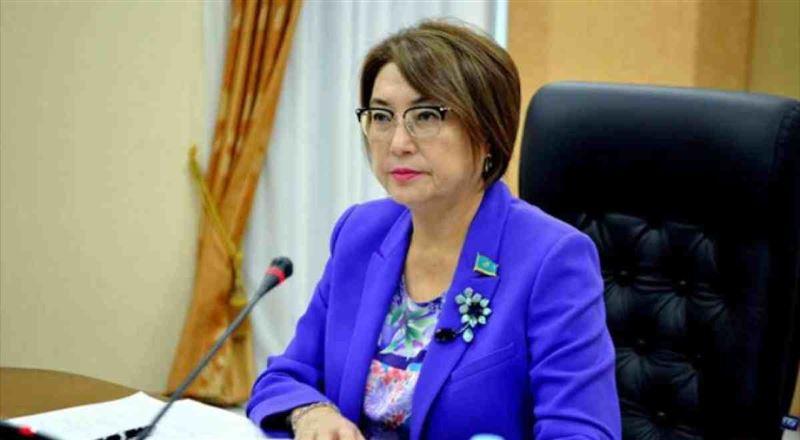 Бірғаным Әйтімова Сенаторлар кеңесі төрағасының орынбасары болды