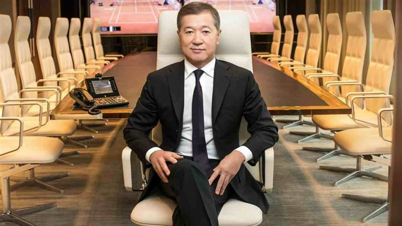 Халықаралық теннис федерациясының вице-президенті сайланды