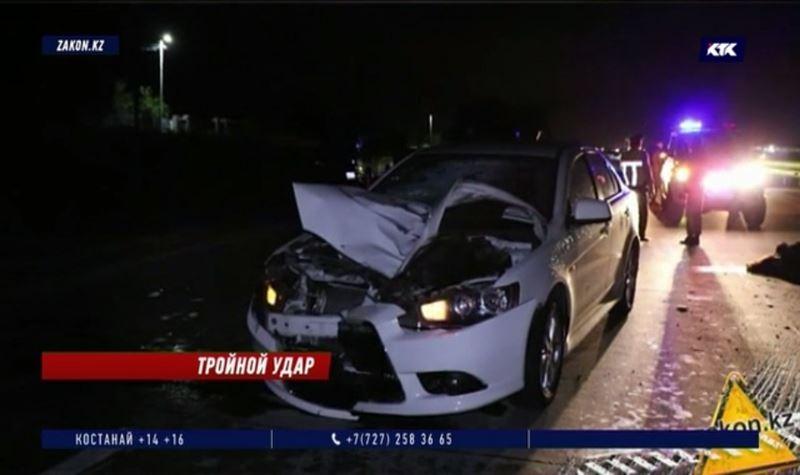 Женщину-пешехода сбили и дважды переехали