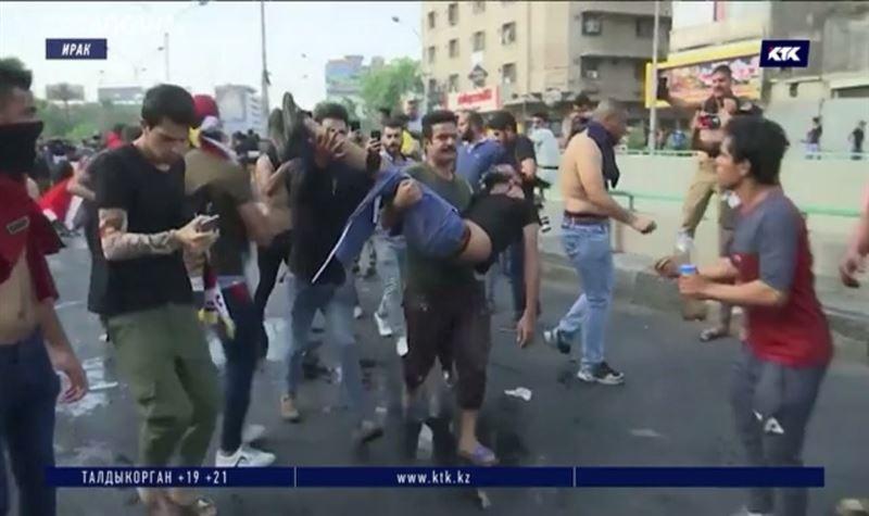В Багдаде стало беспокойно