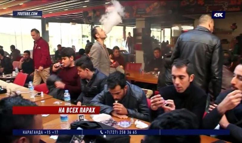 Турция может отказаться от электронных сигарет
