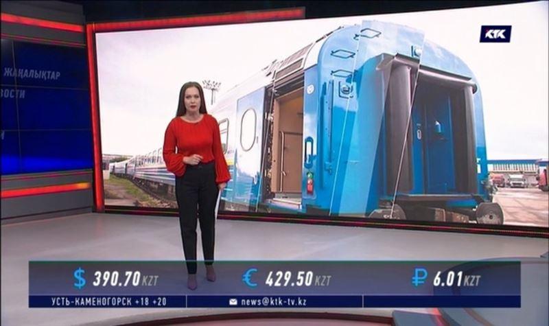 Испанские вагоны в Казахстане заменят российскими