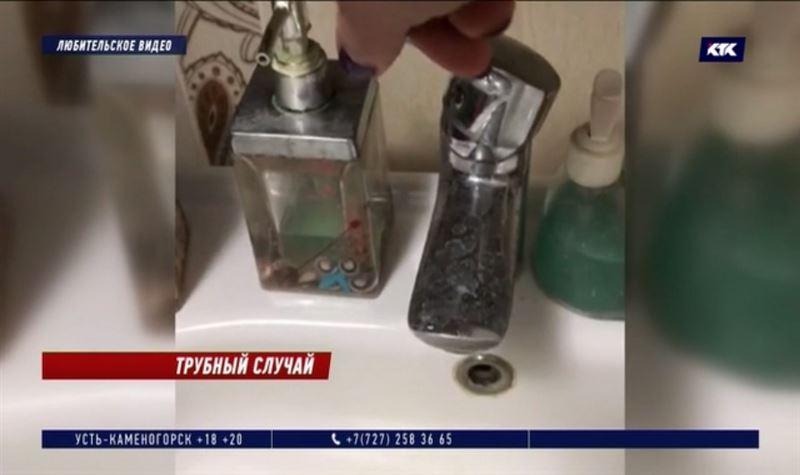 Жители Жезказгана 10 дней без воды
