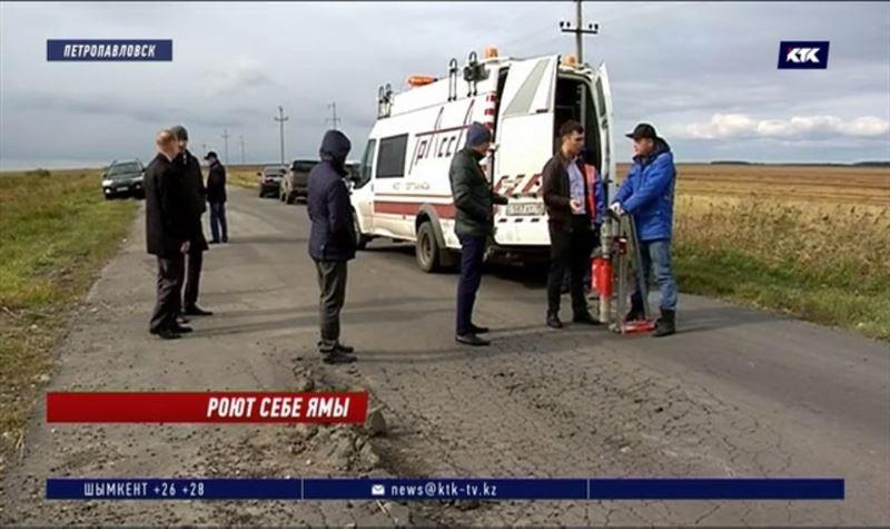 «Атас полный»: петропавловские общественники собирают претензии на качество дорог